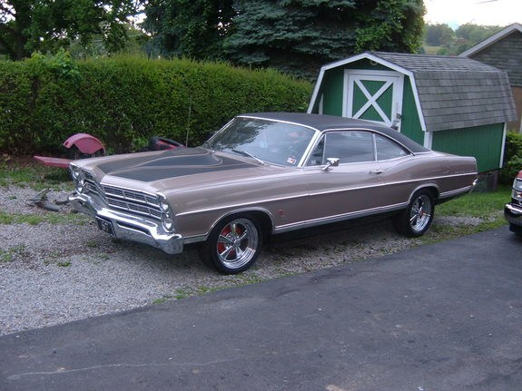 MarkS-10's 1967 Ford Galaxie