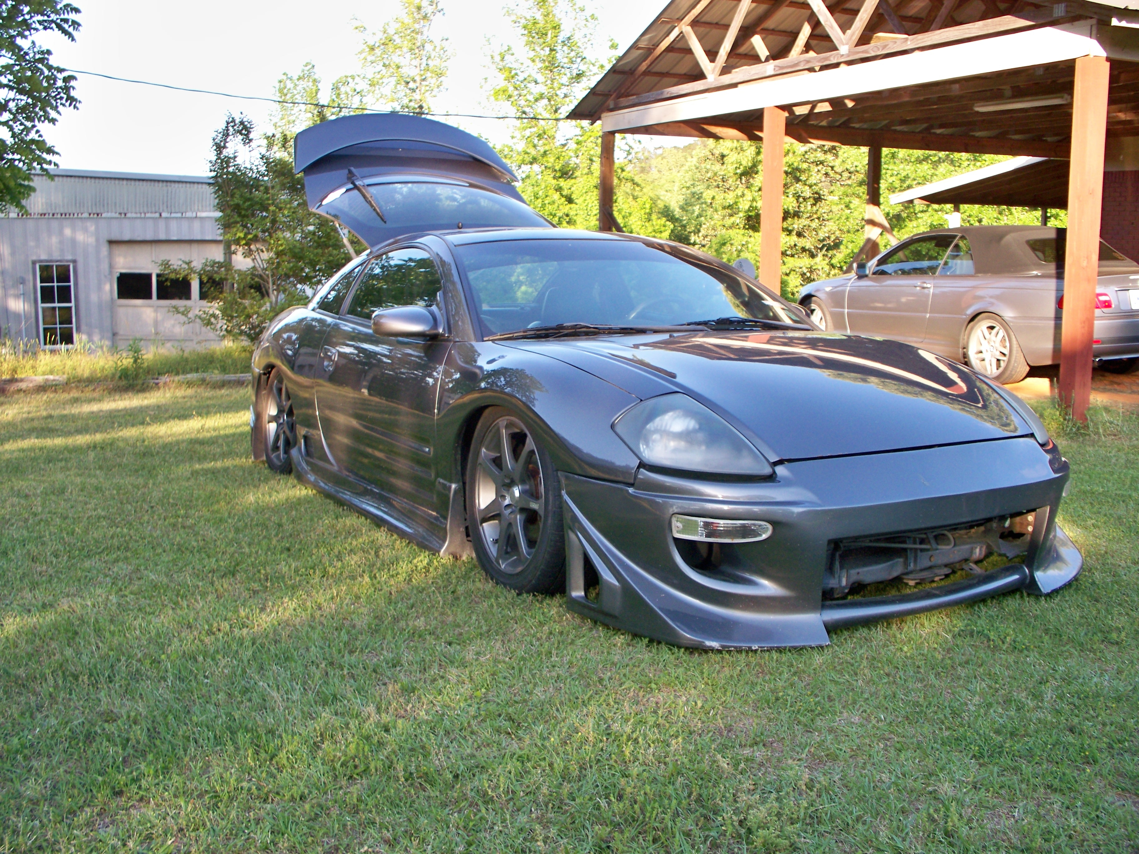 sale title green copart in auto colorado co carfinder mitsubishi salvage eclipse view online lot for left auctions on rs en springs