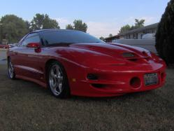 BAD--LS1s 2001 Pontiac Trans Am