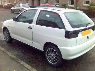 craig30 1998 seat ibiza specs photos modification info at cardomain. Black Bedroom Furniture Sets. Home Design Ideas