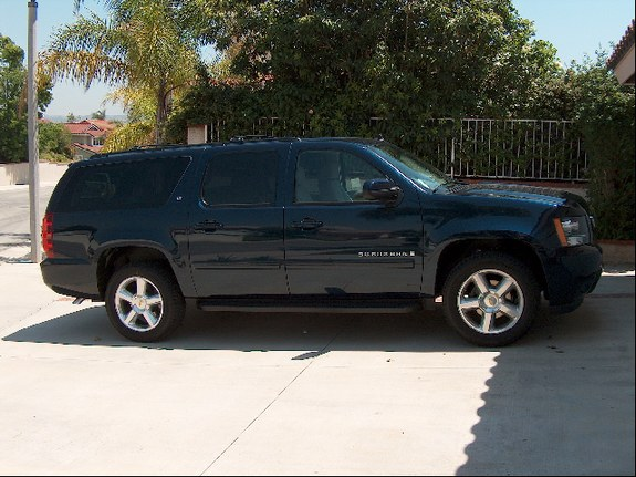 Another goleee33 2007 Chevrolet Suburban 1500 post... - 8462008