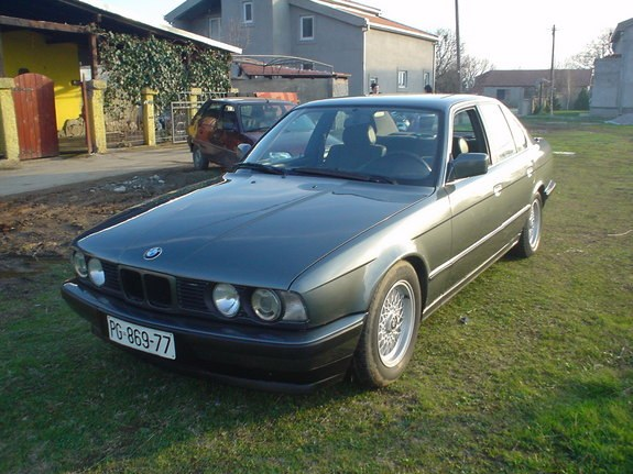 filip_pg's 1993 BMW 5 Series