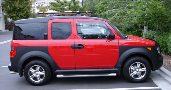 Angel9240 2006 honda element specs photos modification for Honda element dimensions