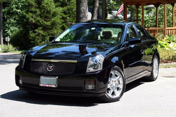 nyyankeehater 2004 cadillac cts specs photos. Black Bedroom Furniture Sets. Home Design Ideas