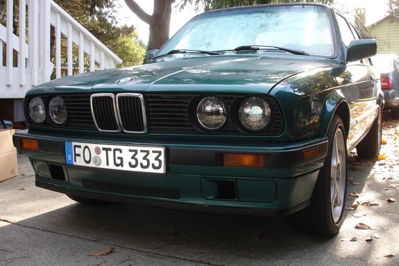 Crunk3 1991 Bmw 3 Series Specs Photos Modification Info