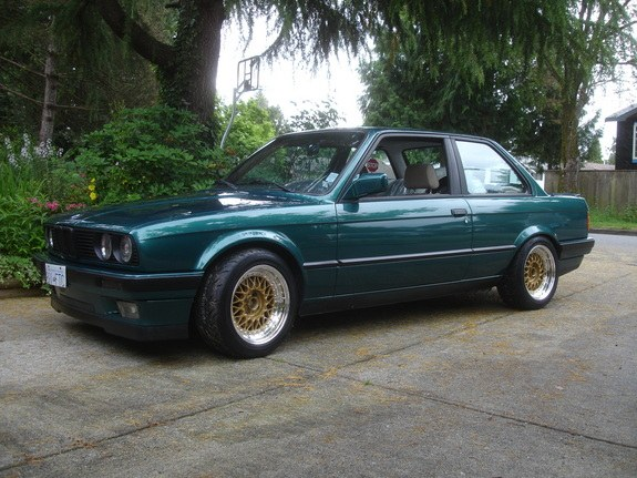Another Crunk3 1991 BMW 3 Series post... - 8461317