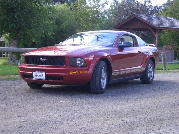 Another SS_Gotenks 2006 Ford Mustang post... - 8462163