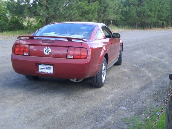 Another SS_Gotenks 2006 Ford Mustang post... - 8462165