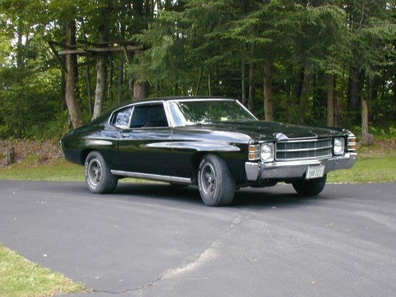Another 1976Stingray 1971 Chevrolet Chevelle post... - 8467617