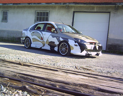 SNAPP2s 2000 Ford Focus