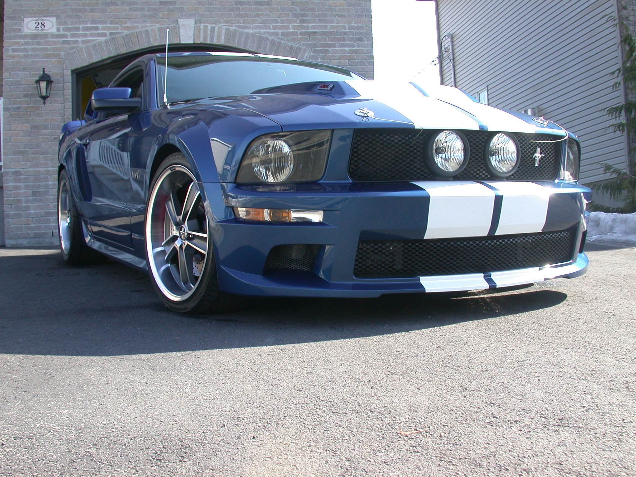 steeda281 2006 Ford Mustang