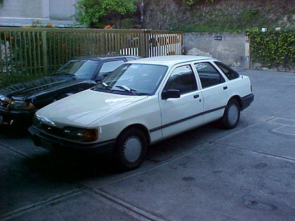 Another marmindo 1988 Ford Sierra post... - 8468092