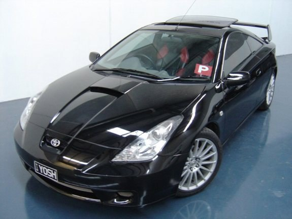 yosh2k 39 s 2003 toyota celica in melbourne un. Black Bedroom Furniture Sets. Home Design Ideas