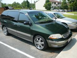 lowhondalowlocos 1999 Ford Windstar Passenger