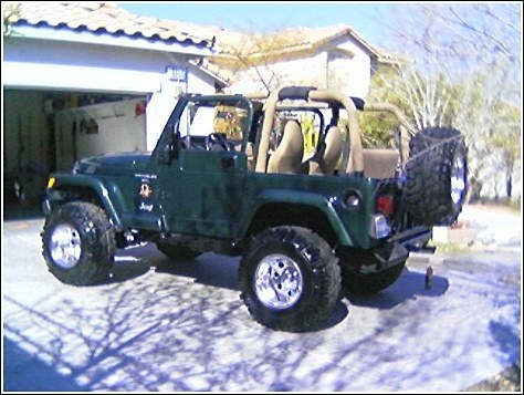 Another notrnd 1999 Jeep Wrangler post... - 8466277