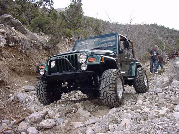Another notrnd 1999 Jeep Wrangler post... - 8466279