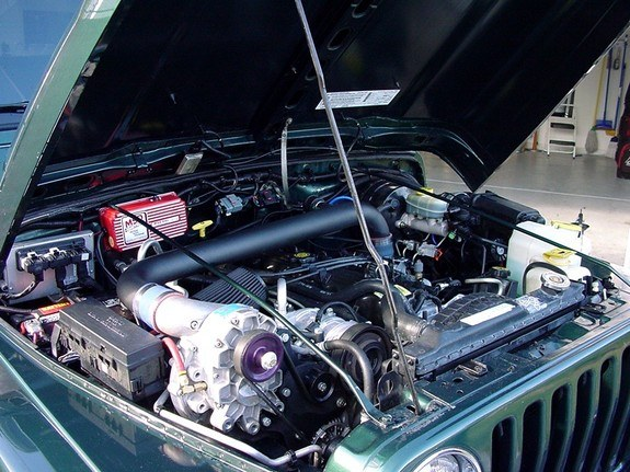 Another notrnd 1999 Jeep Wrangler post... - 8466280
