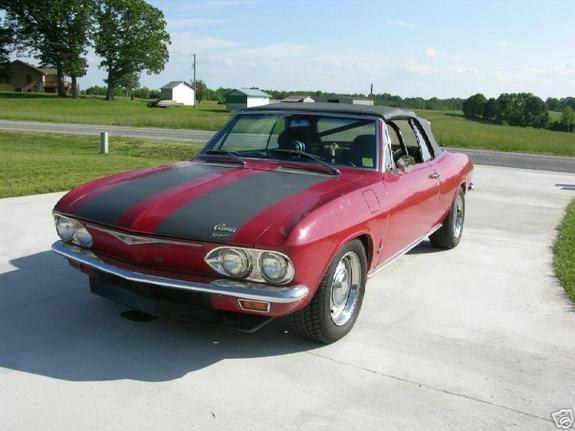 geojon 1965 Chevrolet Corvair