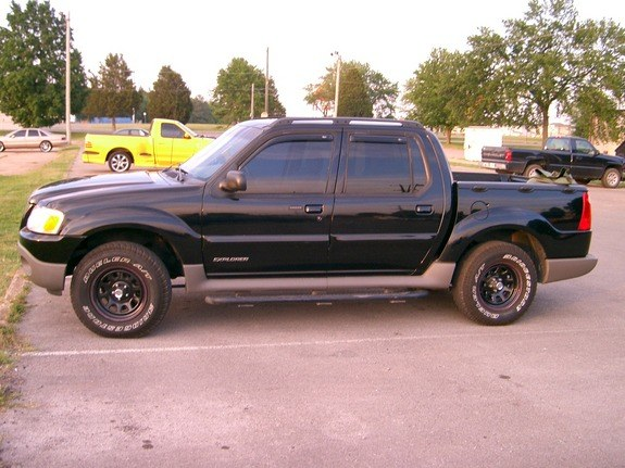 pimp trac 2001 ford explorer sport trac specs photos modification info at cardomain. Black Bedroom Furniture Sets. Home Design Ideas