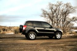 Metatroxs 2006 Suzuki Grand Vitara