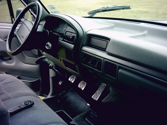 Stealth33 1995 Ford F150 Regular Cab Specs Photos Modification Info At Cardomain
