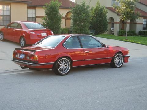 Another dgoodman 1985 BMW M6 post... - 8471952