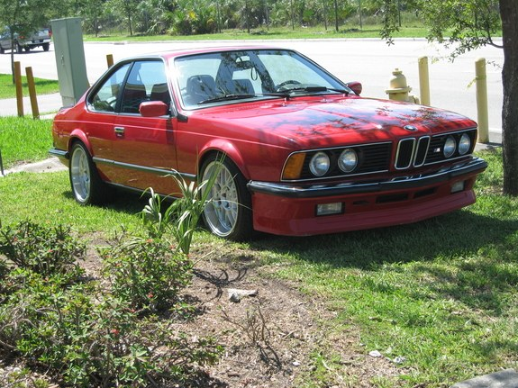 Another dgoodman 1985 BMW M6 post... - 8471953