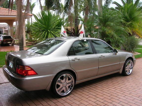 Another JREQ150 2002 Acura RL post... - 8473735