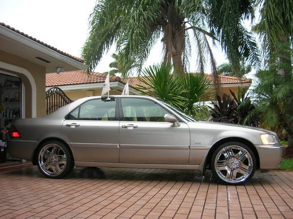 Another JREQ150 2002 Acura RL post... - 8473736