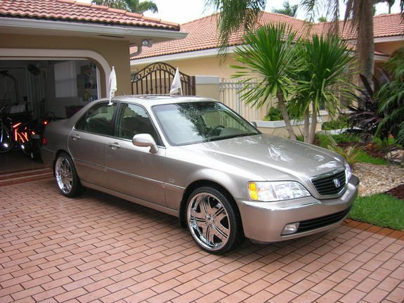 Another JREQ150 2002 Acura RL post... - 8473737