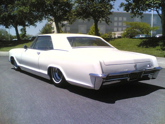 Another artsrivi 1965 Buick Riviera post... - 8474122