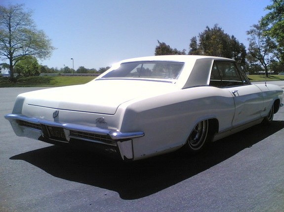 Another artsrivi 1965 Buick Riviera post... - 8474123