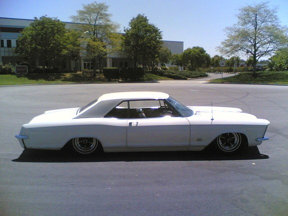 Another artsrivi 1965 Buick Riviera post... - 8474124