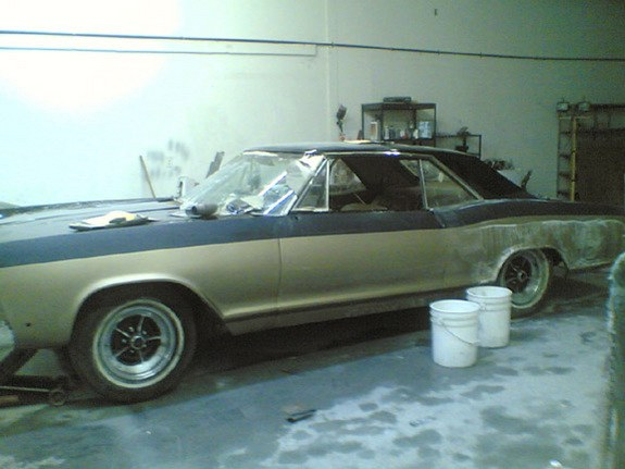 Another artsrivi 1965 Buick Riviera post... - 8474148