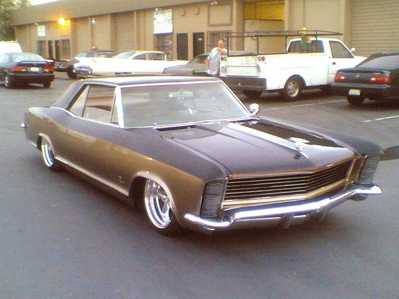 Another artsrivi 1965 Buick Riviera post... - 8474155