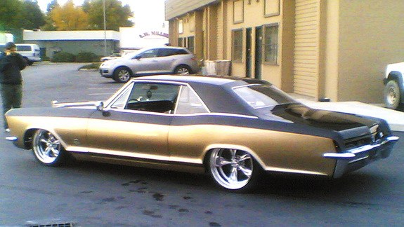 Another artsrivi 1965 Buick Riviera post... - 8474156