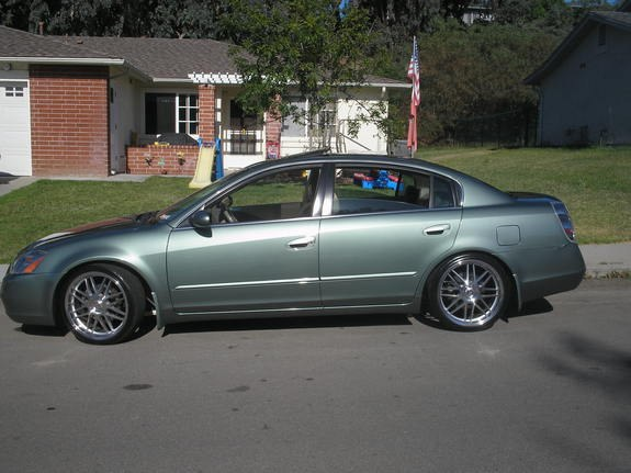 nismo dad 2002 nissan altima specs photos modification info at cardomain. Black Bedroom Furniture Sets. Home Design Ideas
