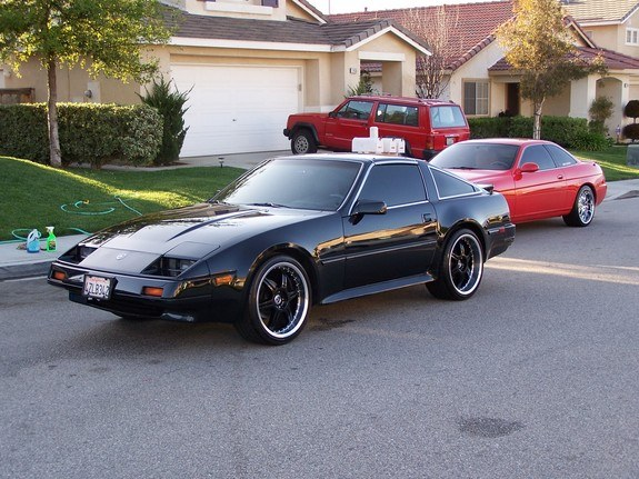 jitters 1986 nissan 300zx specs photos modification info. Black Bedroom Furniture Sets. Home Design Ideas