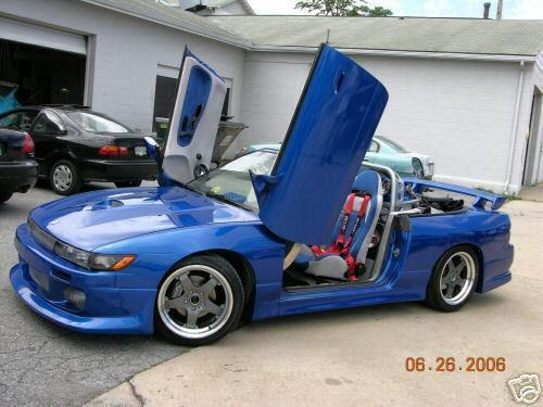 Another The_Bulcher 1994 Nissan Silvia post... - 8477444
