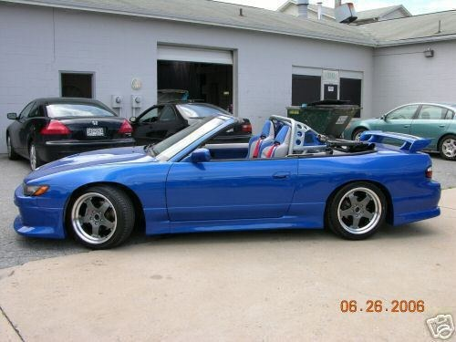 Another The_Bulcher 1994 Nissan Silvia post... - 8477452