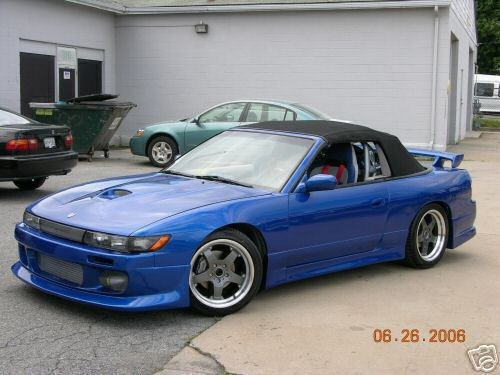 Another The_Bulcher 1994 Nissan Silvia post... - 8477453