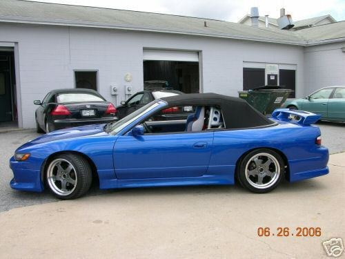 Another The_Bulcher 1994 Nissan Silvia post... - 8477454