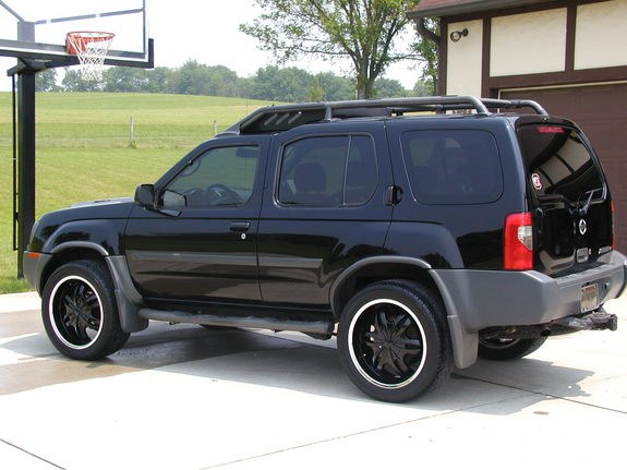 C Rep 2003 Nissan Xterra Specs Photos Modification Info
