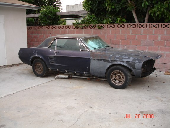 Another madeinmexico805 1967 Ford Mustang post... - 8477577