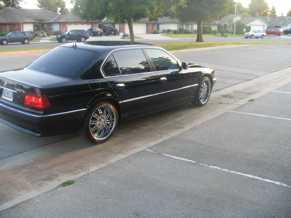 Another Baum7 2001 BMW 7 Series Post