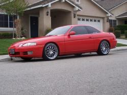 Jitterss 1995 Lexus SC