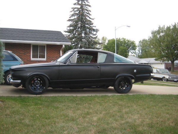 latamud 1965 Plymouth Barracuda 8479218