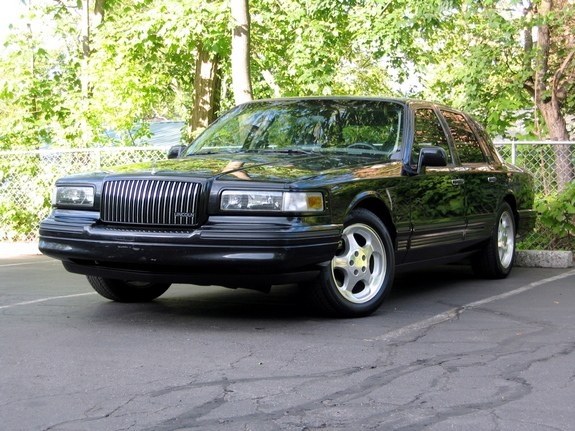 darthlincoln 1996 lincoln town car specs photos. Black Bedroom Furniture Sets. Home Design Ideas