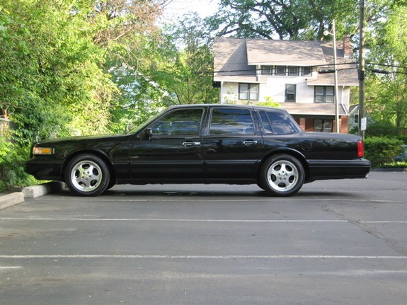 Another Darthlincoln 1996 Lincoln Town Car Post Photo 8502119