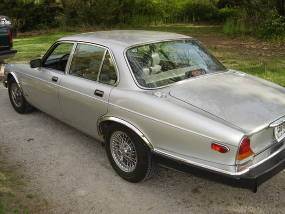 Another excessive101 1986 Jaguar XJ Series post... - 8478982